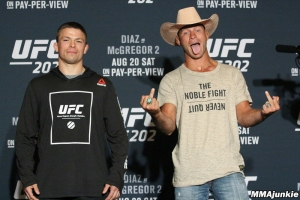 Rick Story and Donald Cerrone