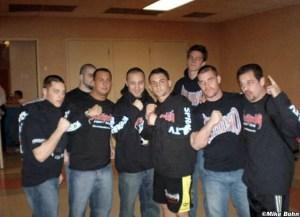 Frankie Edgar at UFC 67