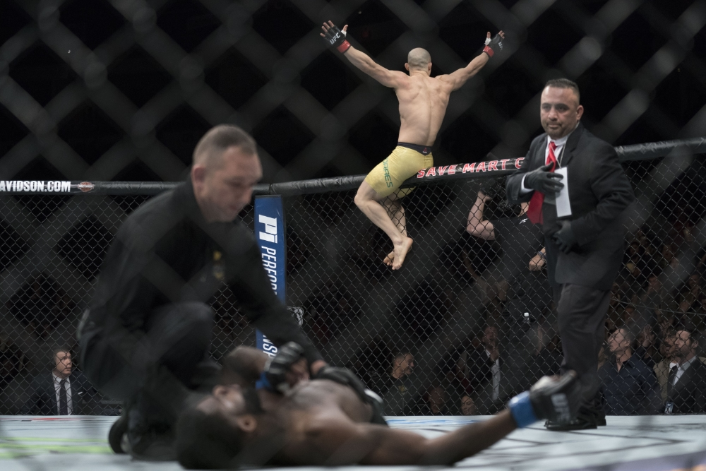 Marlon Moraes vs Aljamain Sterling