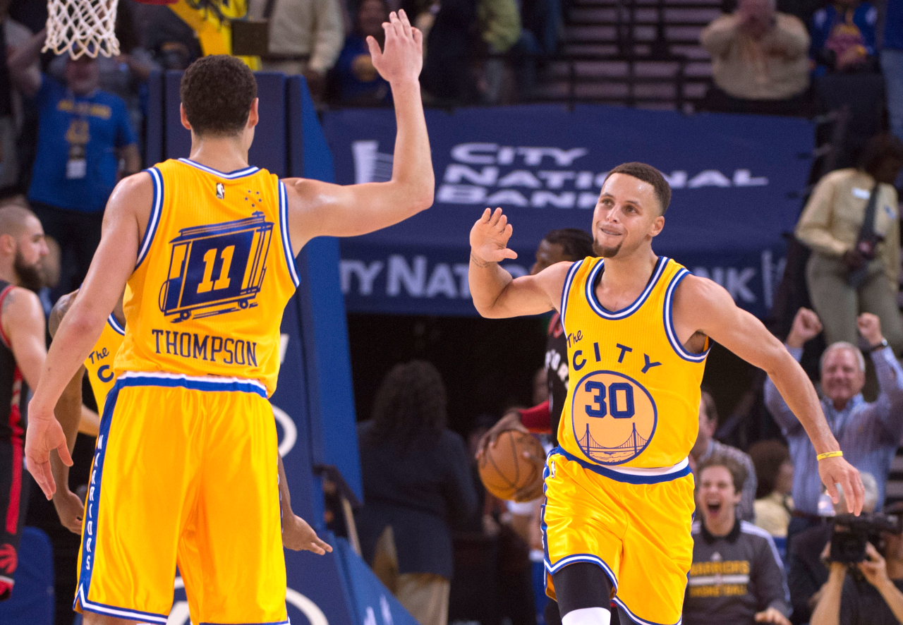 stephen curry klay