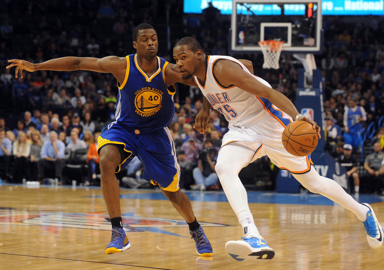 kevin durant harrison barnes