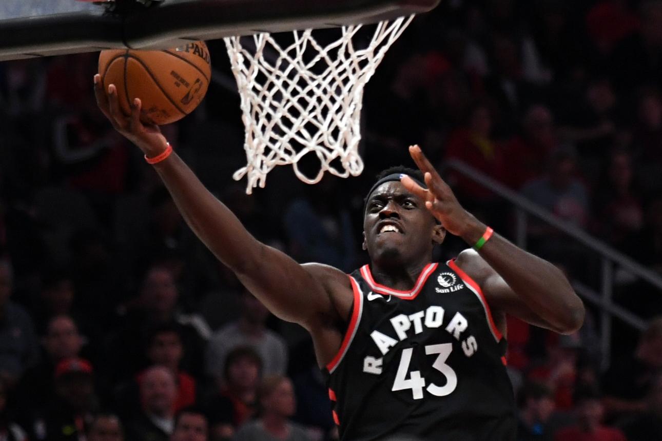Pascal Siakam, Toronto Raptors