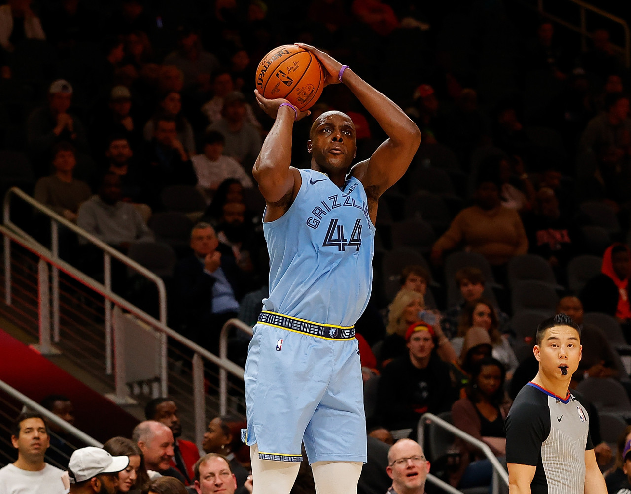 Anthony Tolliver, Memphis Grizzlies