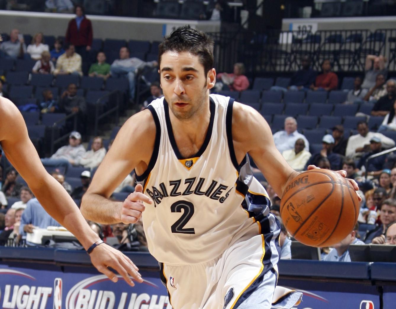 Juan Carlos Navarro, Memphis Grizzlies
