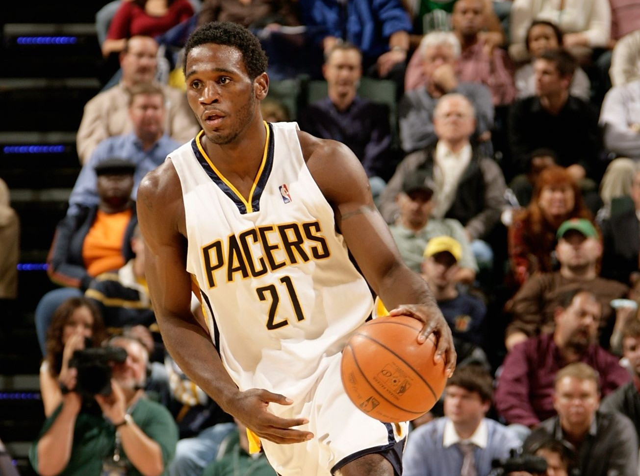 Kareem Rush, Indiana Pacers