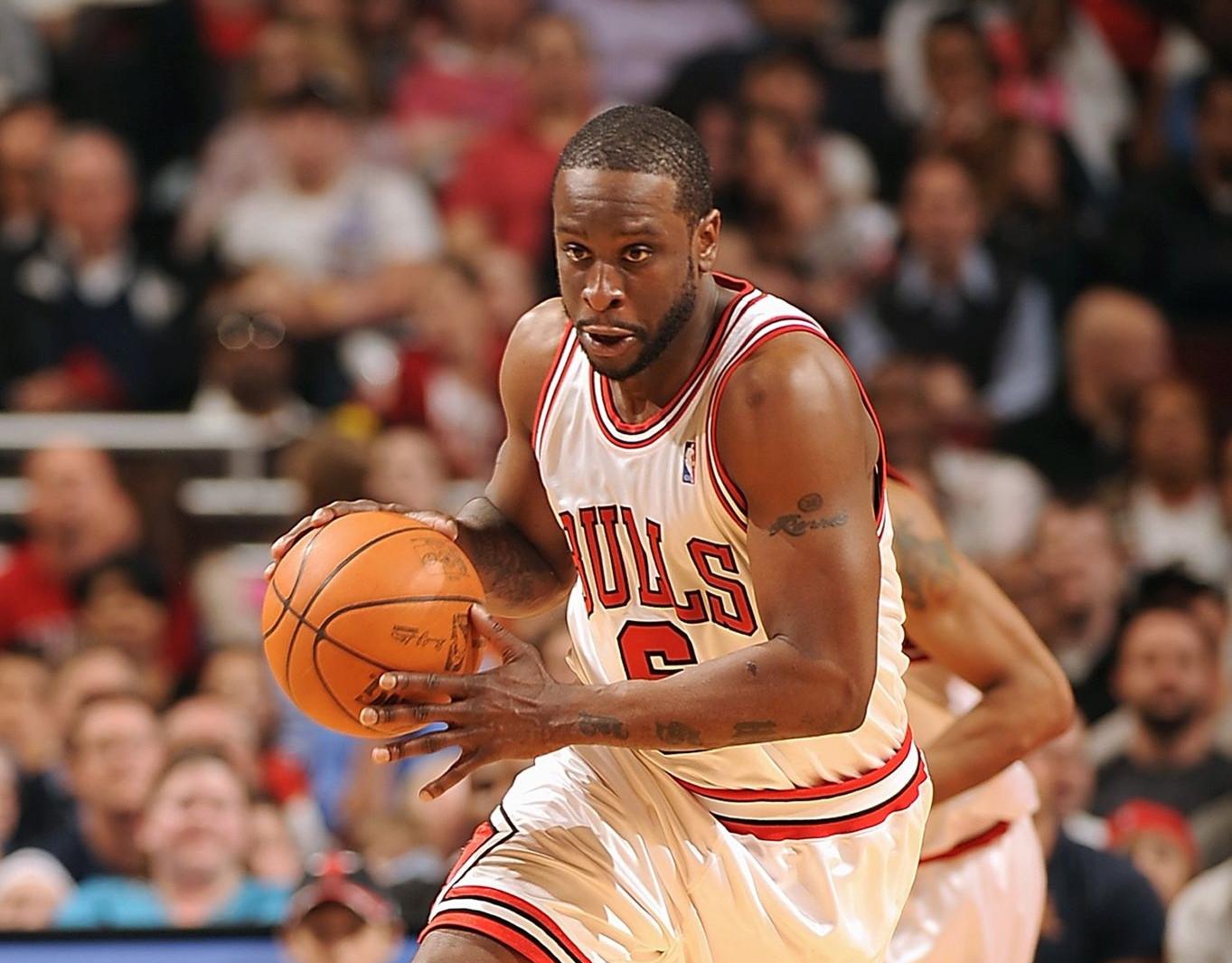 Ronald Murray, Chicago Bulls