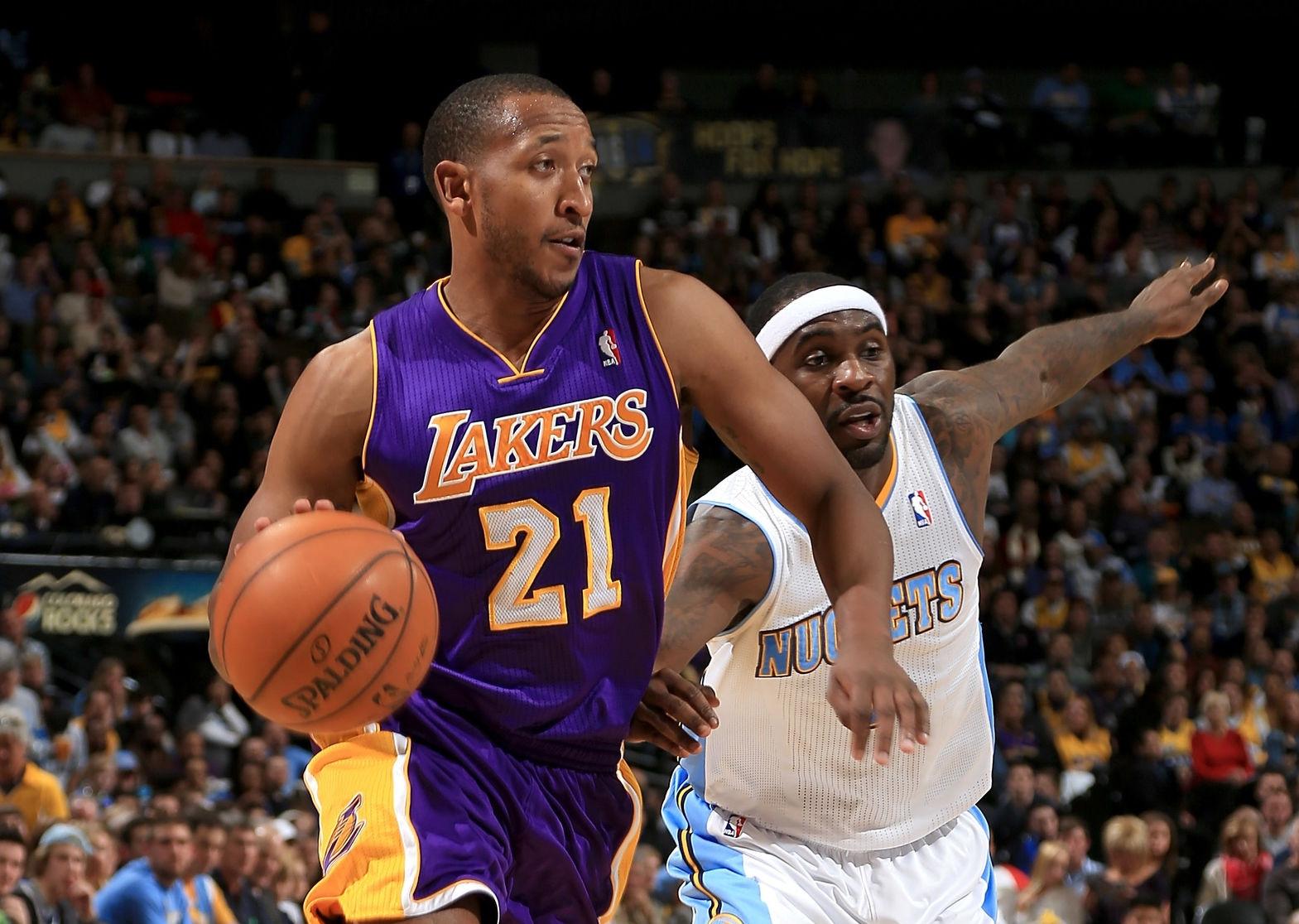 Chris Duhon, Los Angeles Lakers