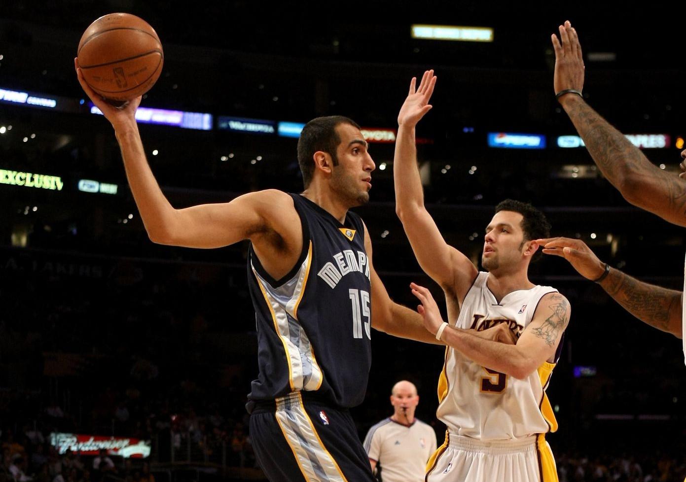 Hamed Haddadi, Memphis Grizzlies