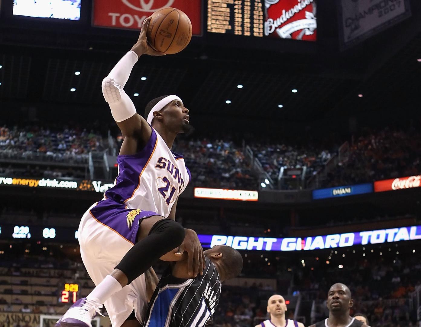 Hakim Warrick, Phoenix Suns