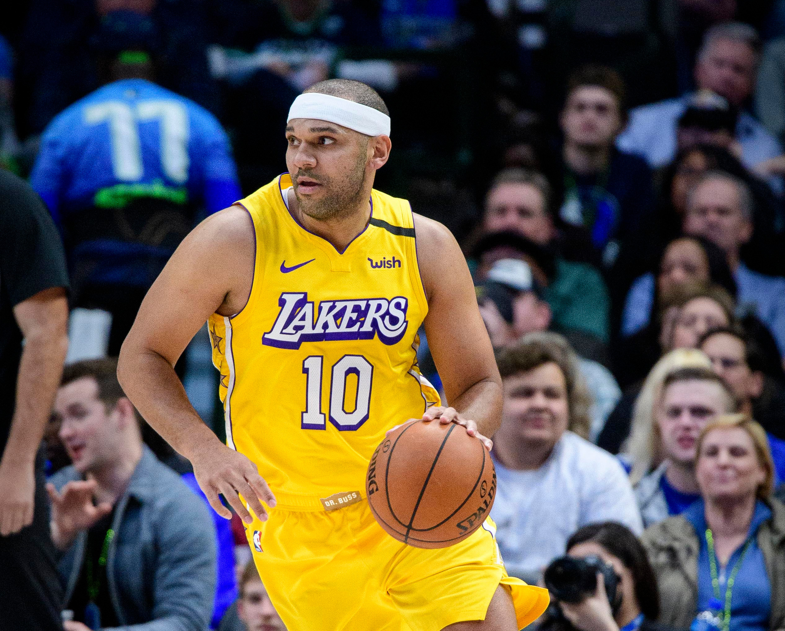 Jared Dudley, Los Angeles Lakers