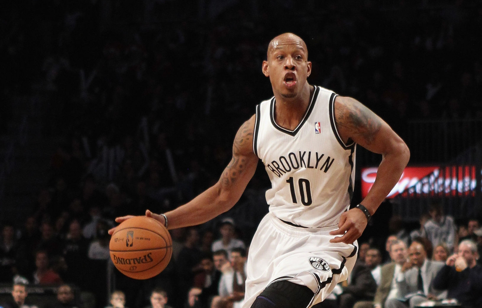 Keith Bogans, Brooklyn Nets