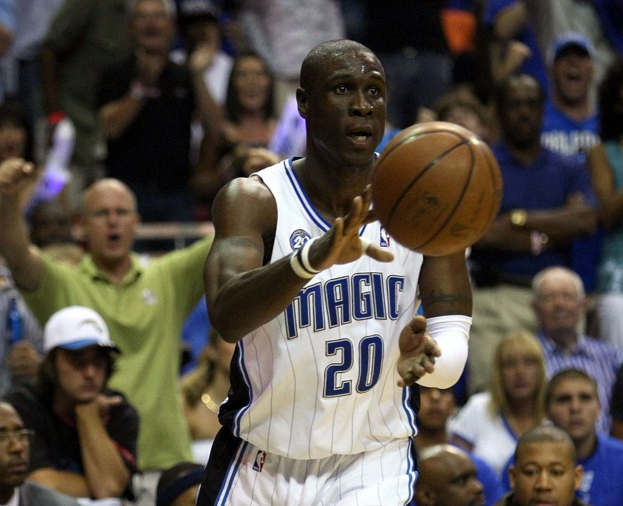 Mickael Pietrus, Orlando Magic