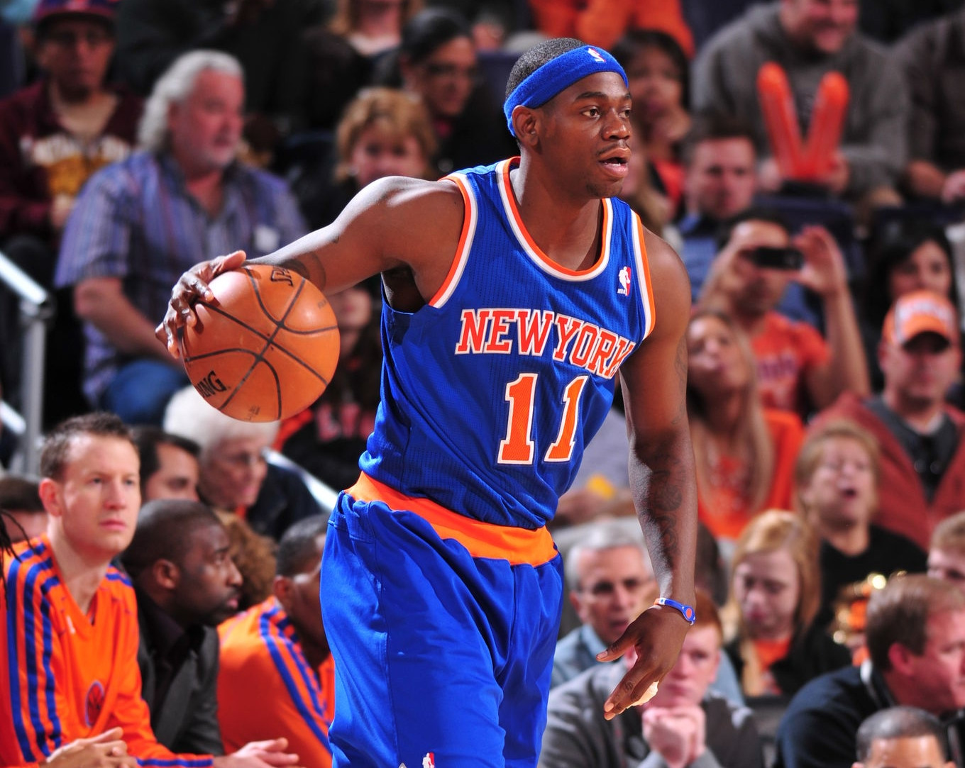 Ronnie Brewer, New York Knicks