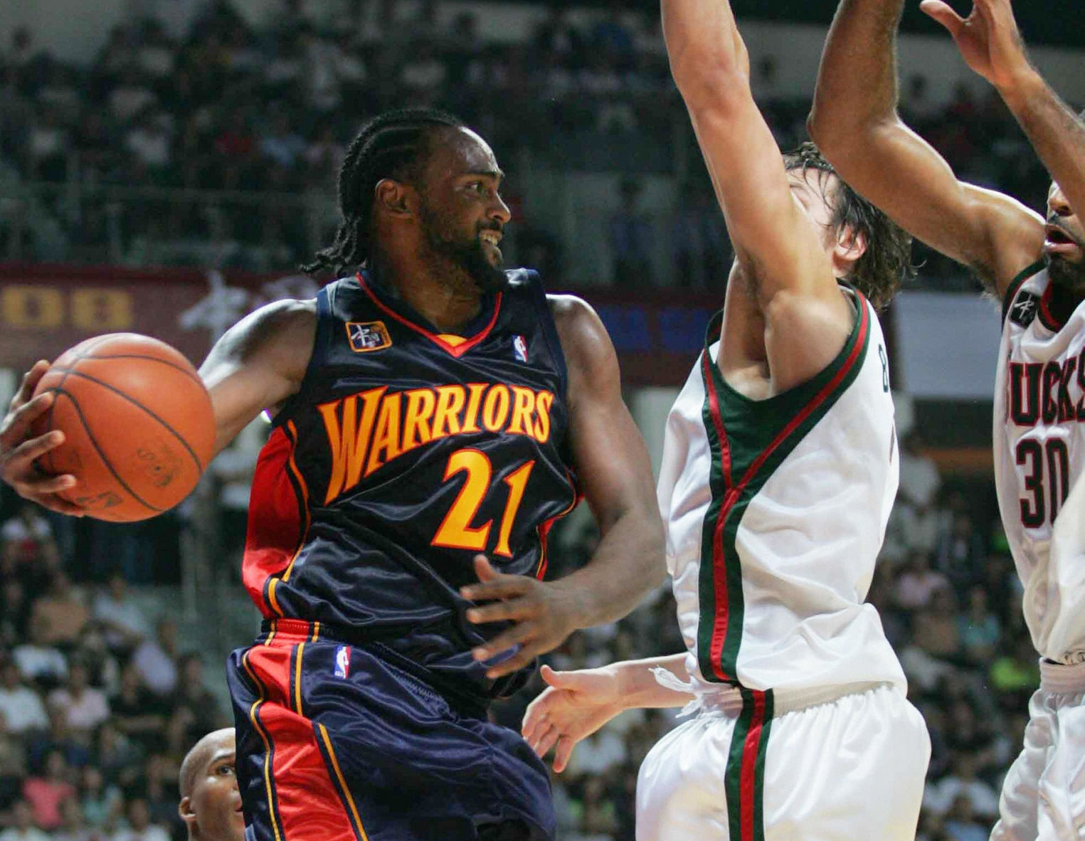 Tonny Turiaf, Golden State Warriors
