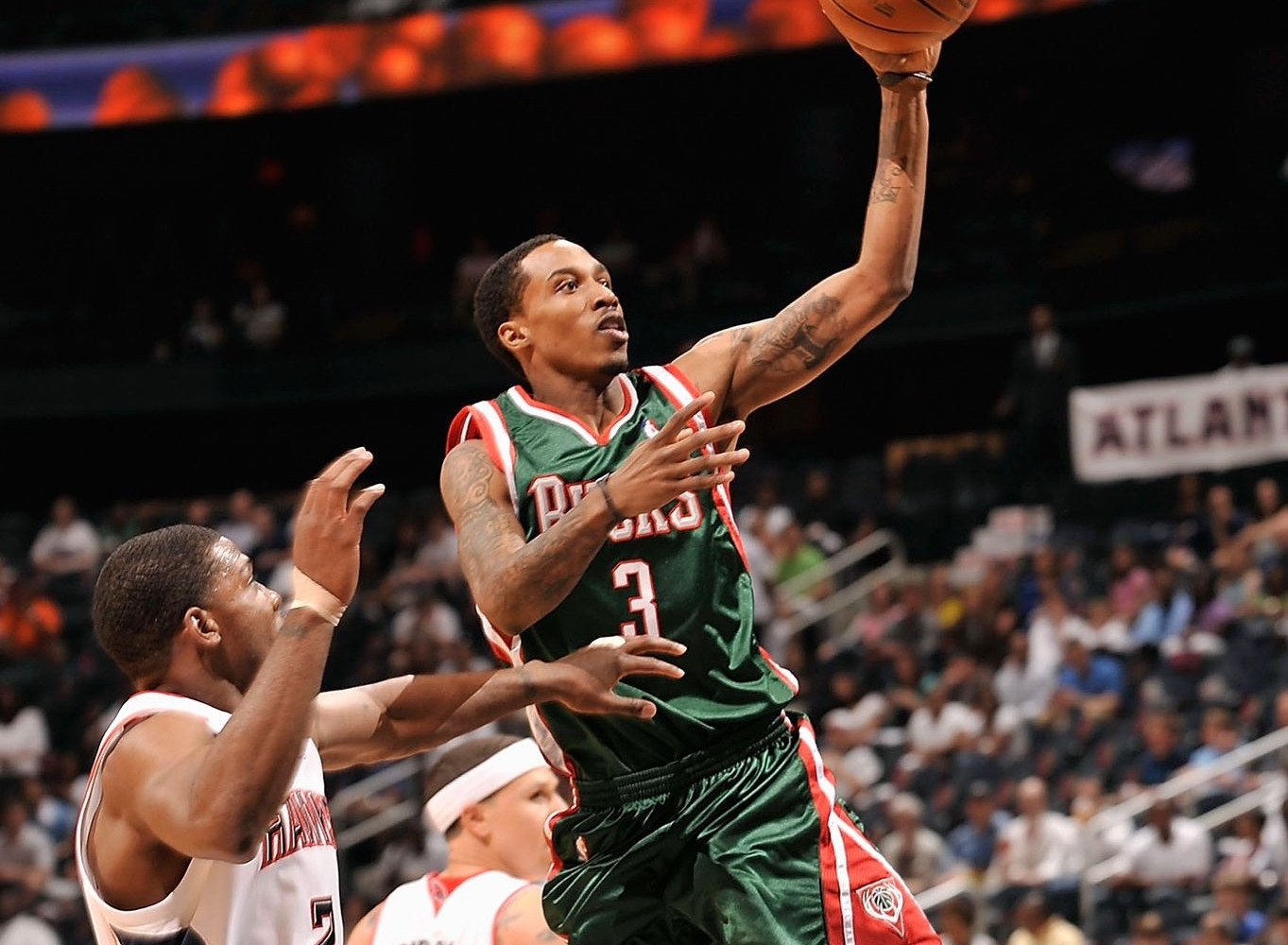Brandon Jennings, Milwaukee Bucks