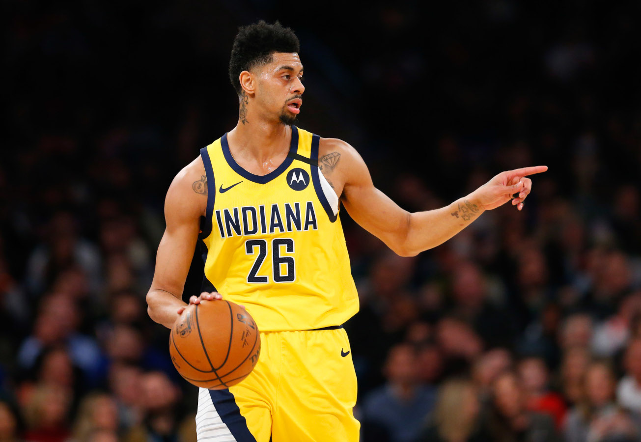 Jeremy Lamb, Indiana Pacers