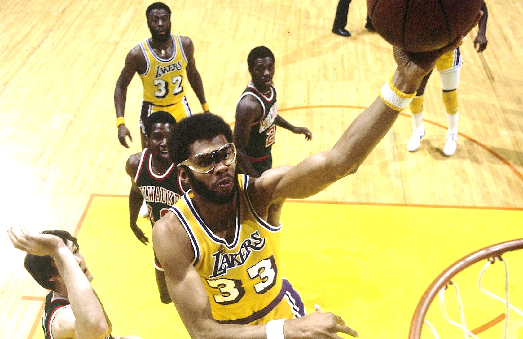 Kareem Abdul-Jabbar, Los Angeles Lakers