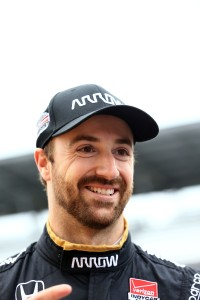 James Hinchcliffe (Andrew Weber, USA TODAY Sports)
