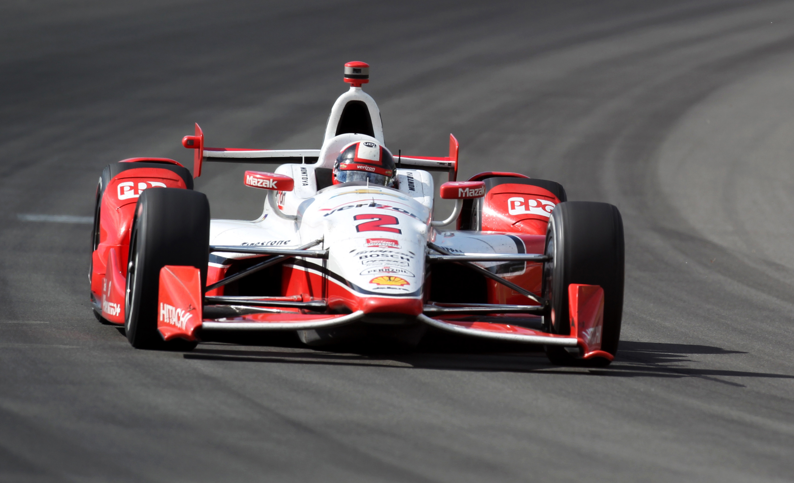 Juan Pablo Montoya (Matthew O'Haren, USA TODAY Sports)