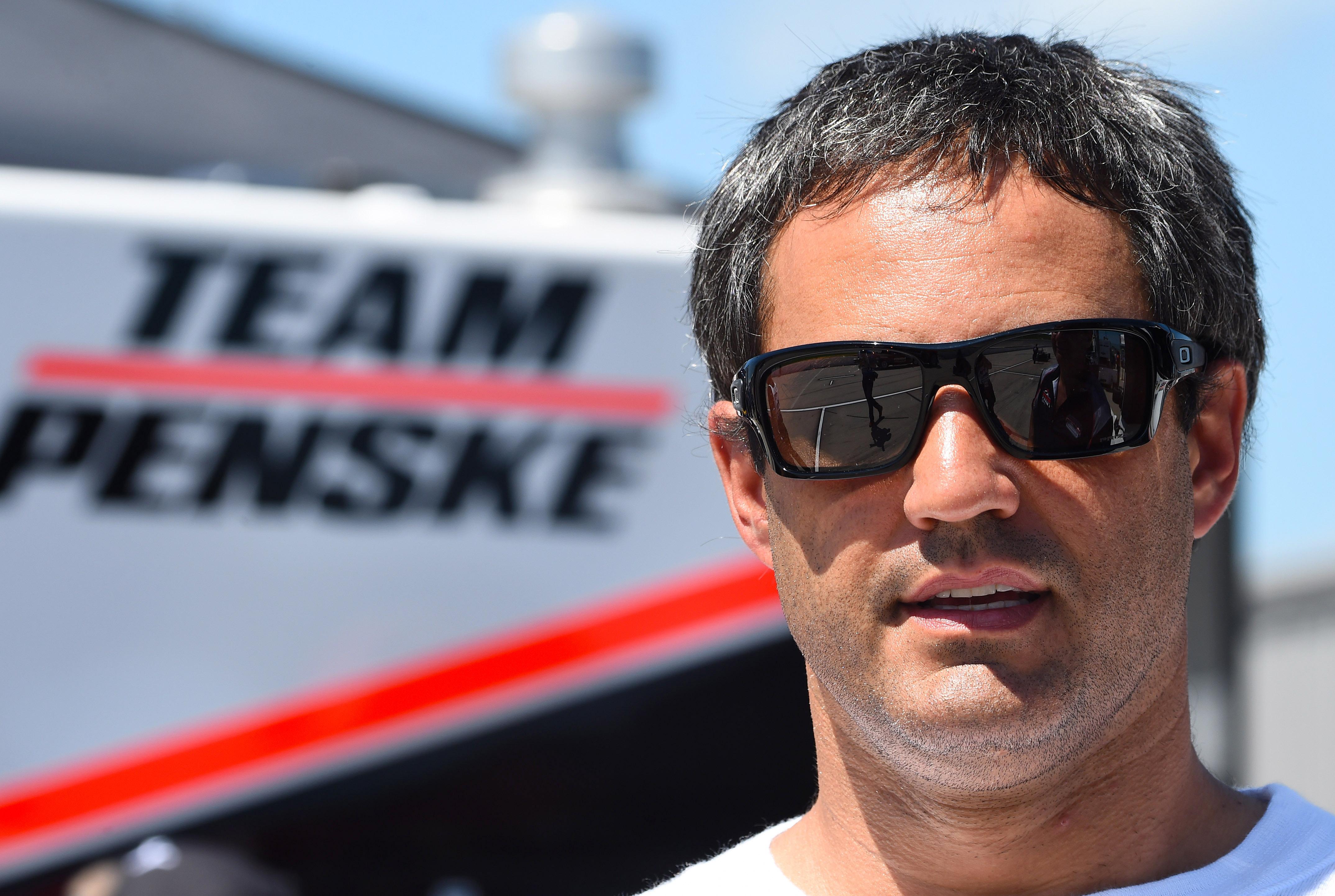 Juan Pablo Montoya (Mike DiNovo, USA TODAY Sports)