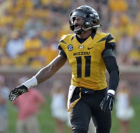 Missouri cornerback Aarion Penton will be one of the SEC's top defenders in 2016 unless he goes to the NFL. Credit: USA TODAY Sports Images