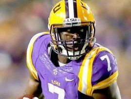 Leonard Fournette is drawing comparisons to Bo Jackson and Herschel Walker going into the 2017 NFL Draft.