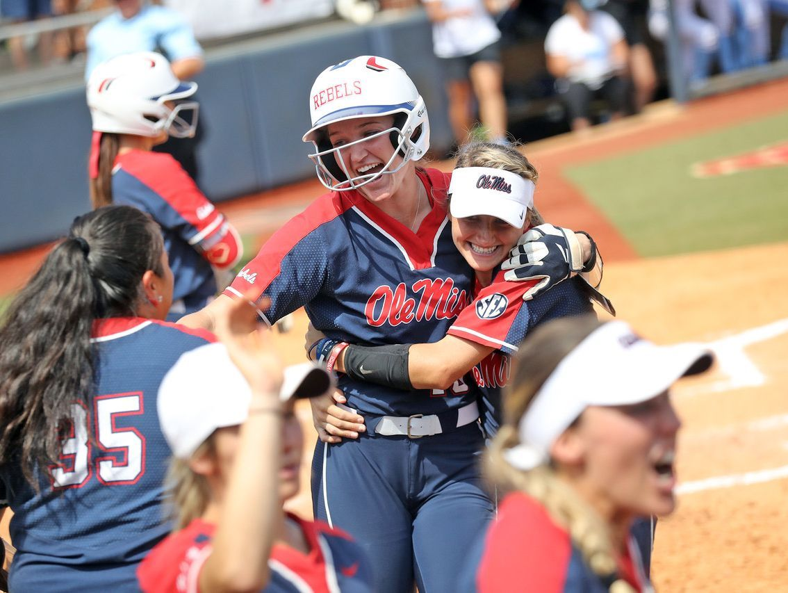 Ole Miss advances to first-ever super regional with ...