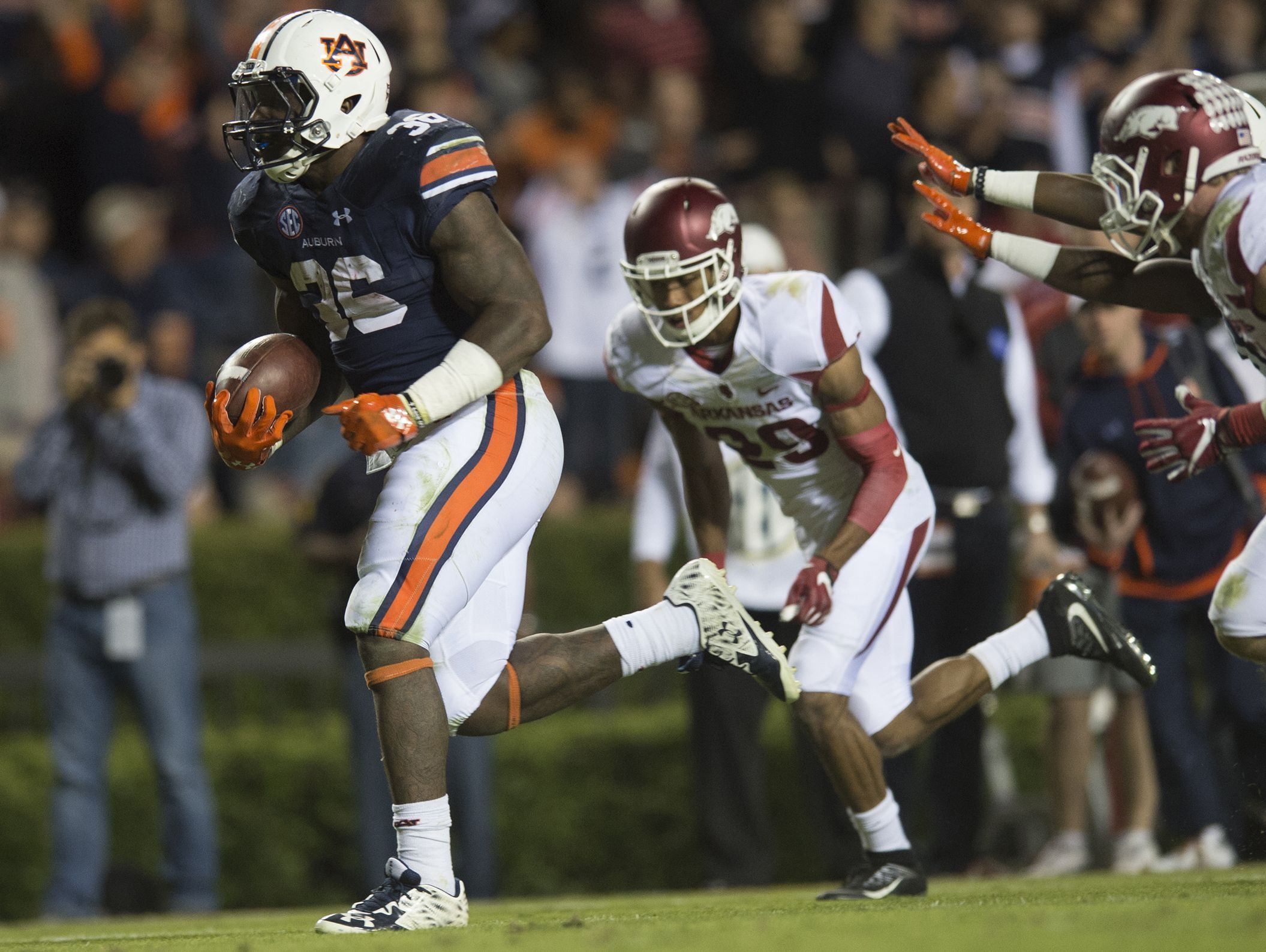 'Always just been Bubba': Auburn's husband, father and ...