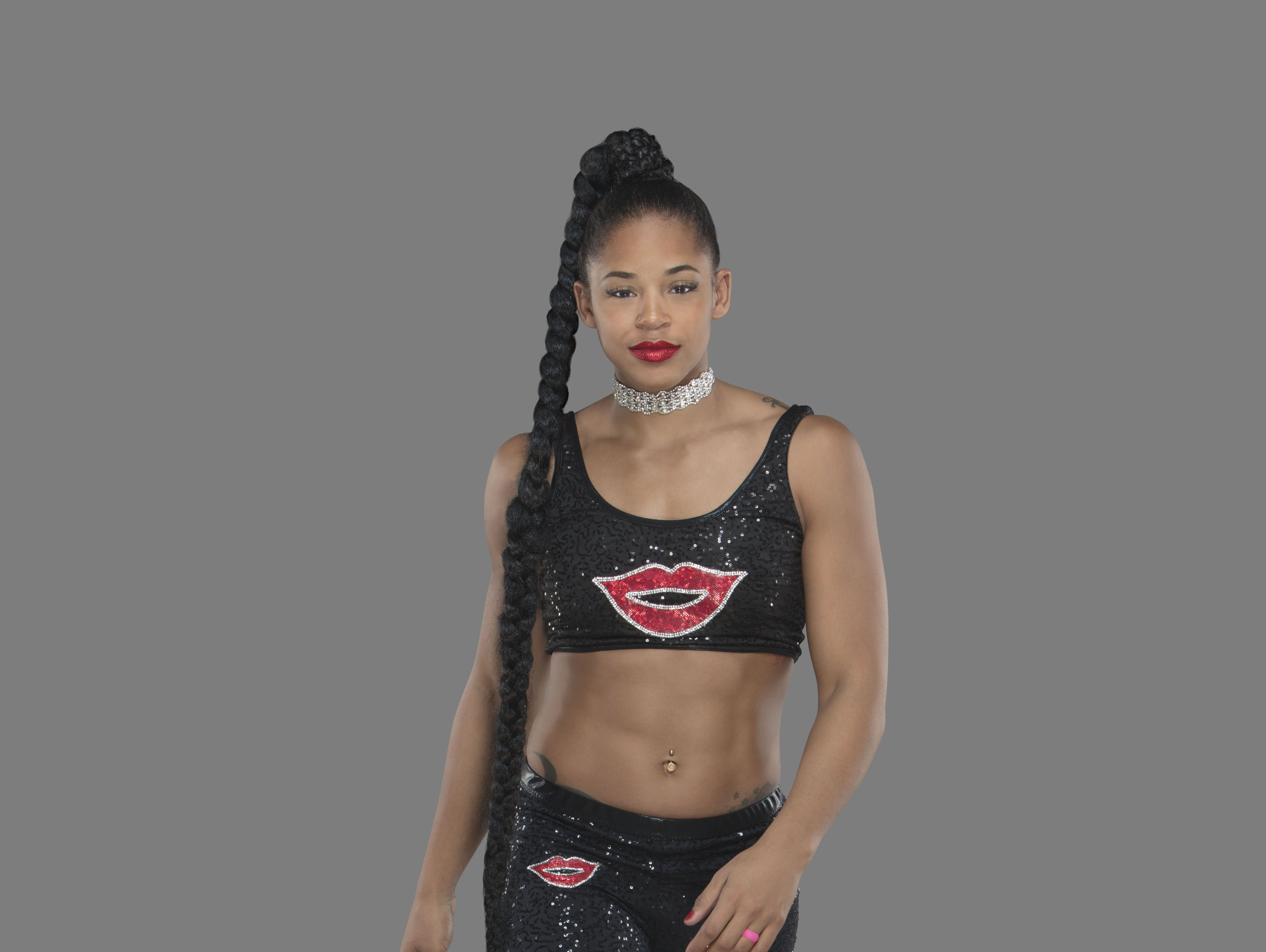WWEs Bianca Belair thought ThunderDome fans were really there