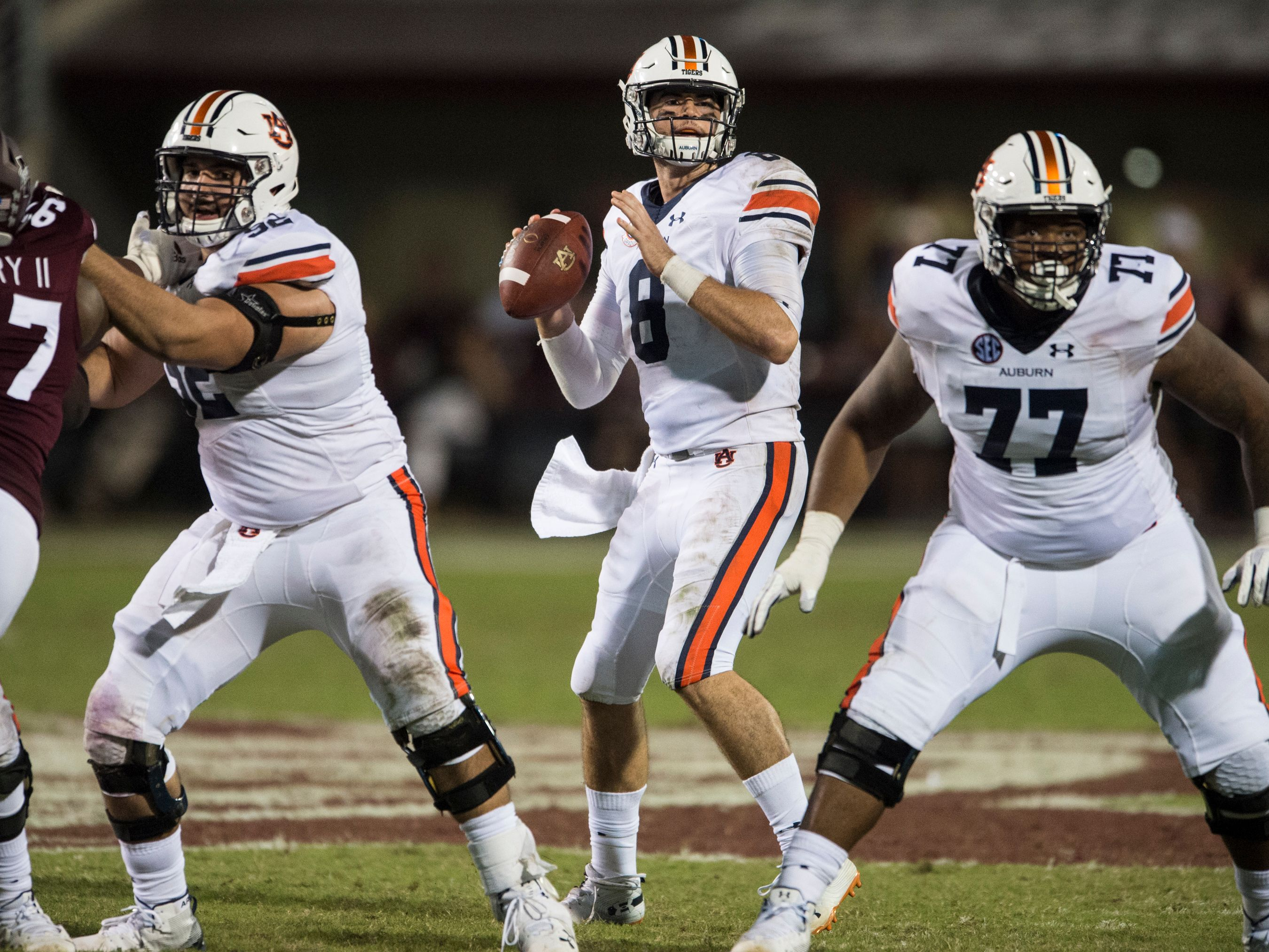 Auburn Vs. Tennessee: Game Time, TV Channel, Where To