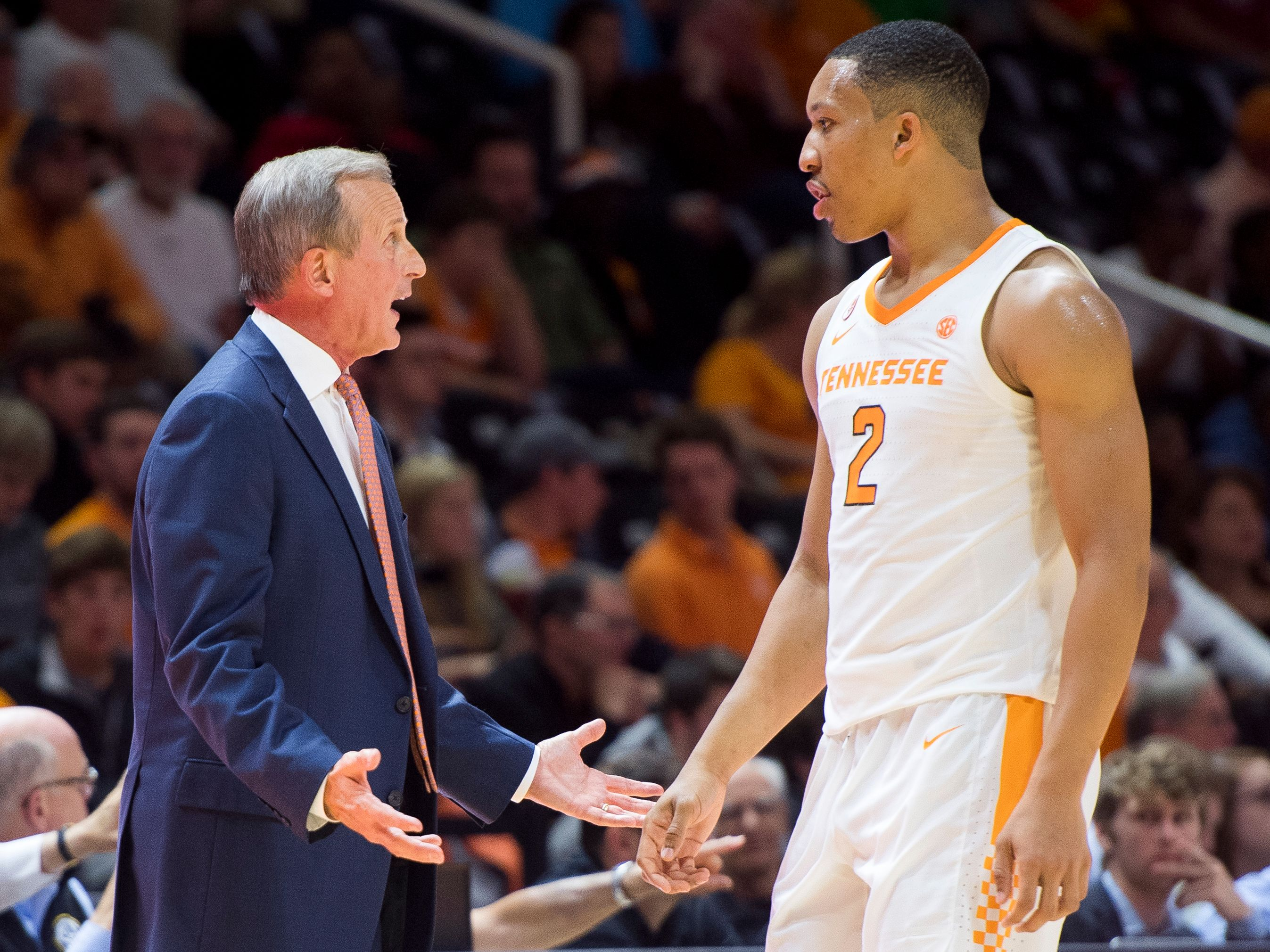 How Grant Williams ignited UT Vols basketball to win ...