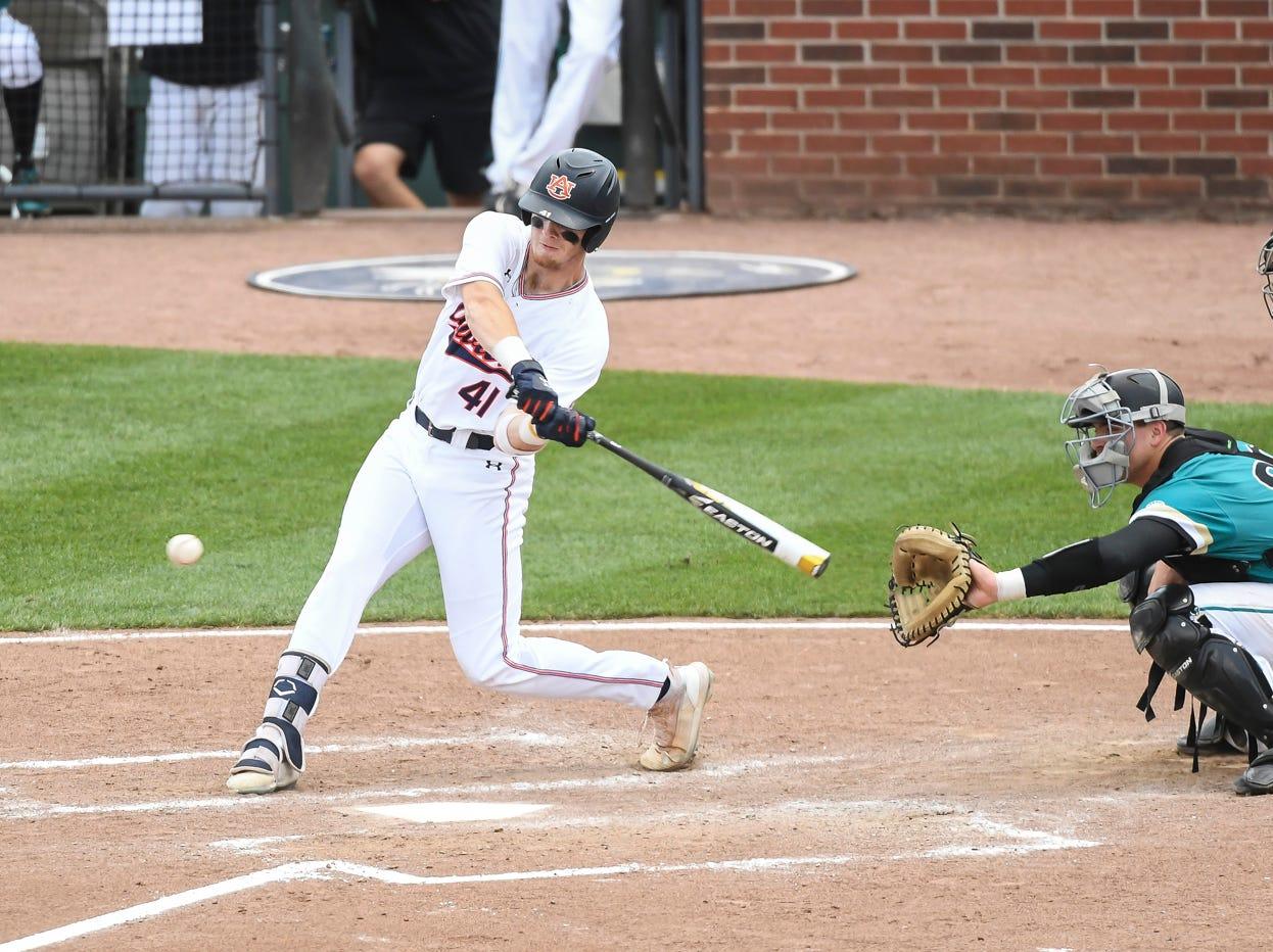 NCAA Baseball Tournament 2019: How to watch Auburn vs ...