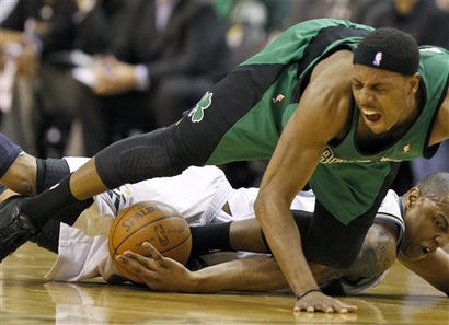 Pierce fall