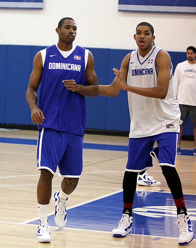 KAT and Horford