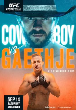 ufc fight night cowboy vs gaethje fight card