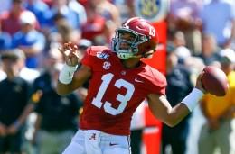 NCAA Football: Southern Mississippi at Alabama