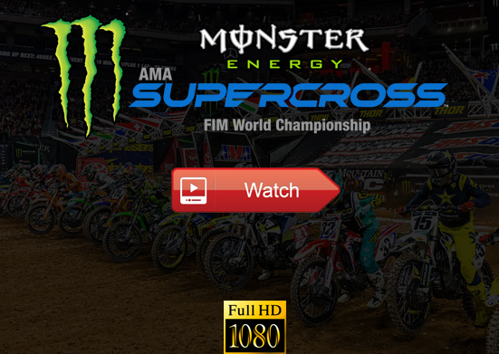 Supercross live stream 2020