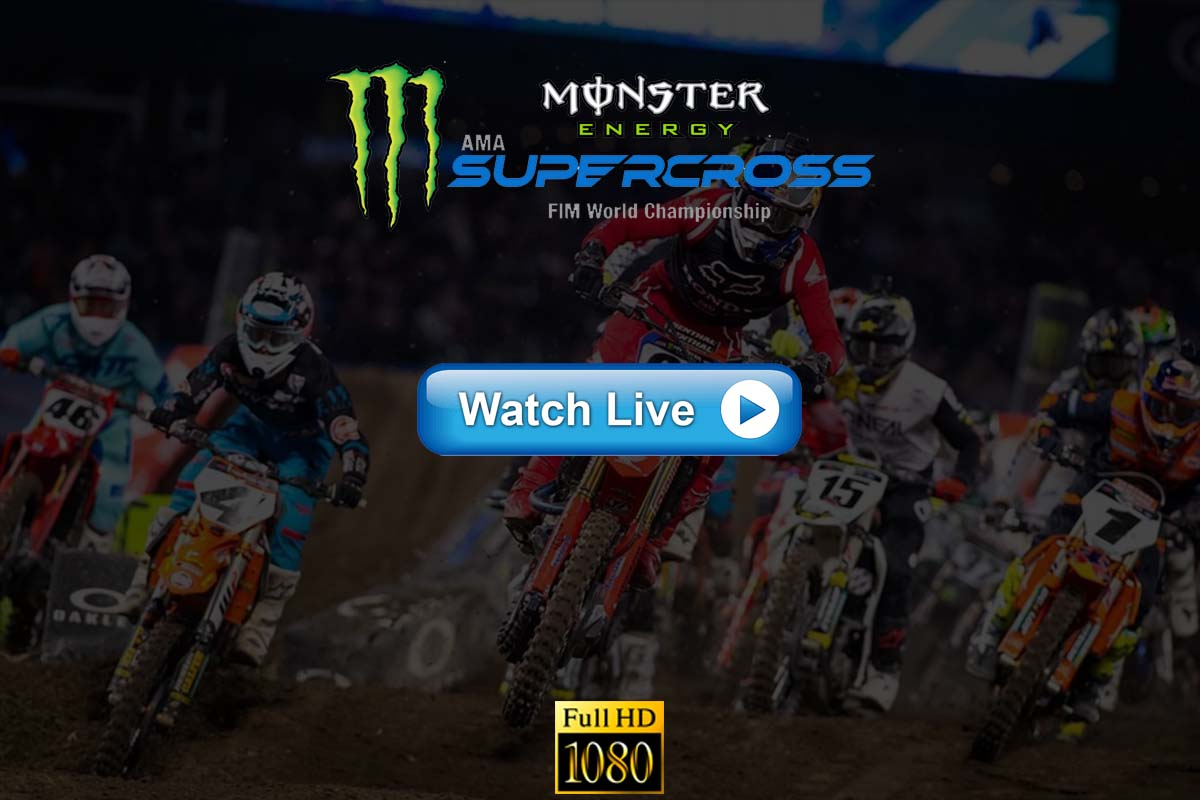 AMA Supercross 2020 live stream