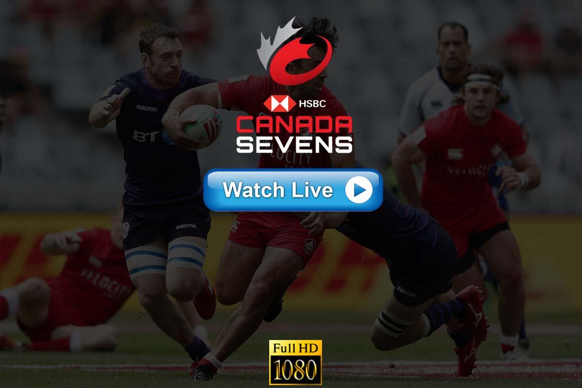 Rugby Sevens 2020 Live Stream Canada