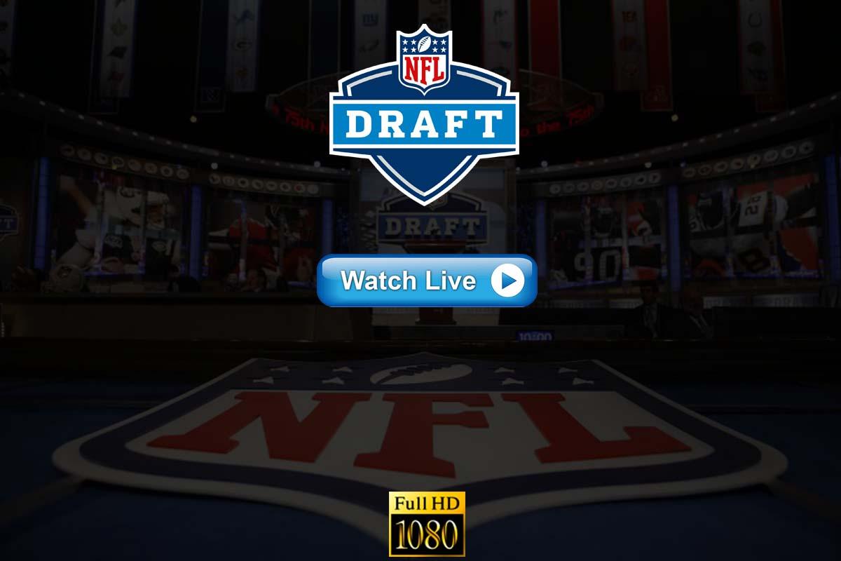 NFL Draft 2020 live streaming Reddit