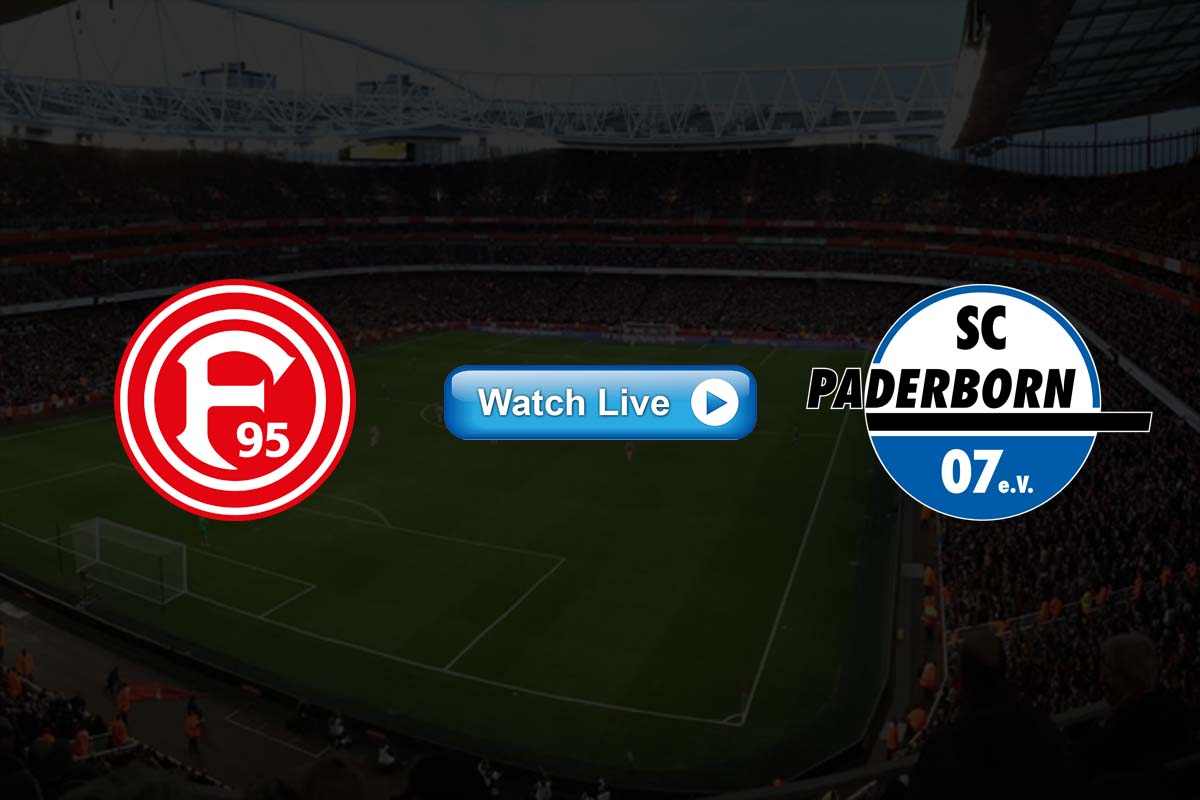 Dusseldorf vs Paderborn live streaming Reddit