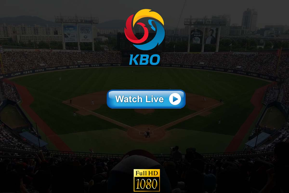 KBO 2020 live