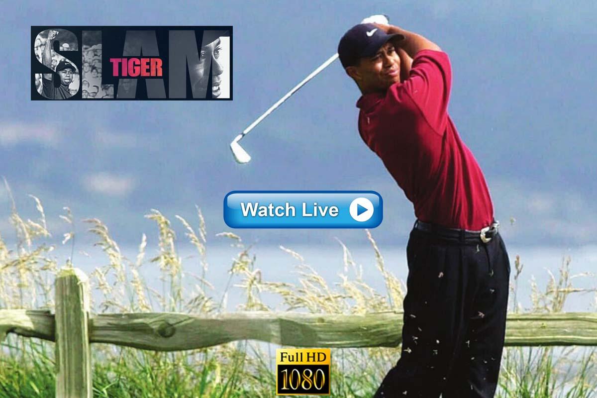 "Tiger Woods documentary ""Tiger Slam"" live streaming Reddit"