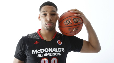 Whitney Young (Chicago) center Jahlil Okafor.