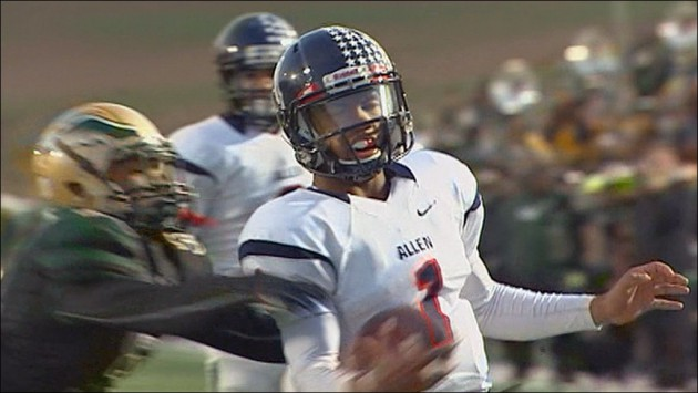 Kyler Murray is the first to earn invitations to both the Under Armour Football and Baseball All-American Games —WFAA