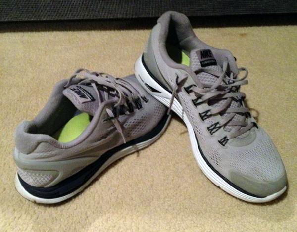 JT Nike Lunar Glide