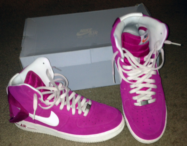Air Force 1 Pink