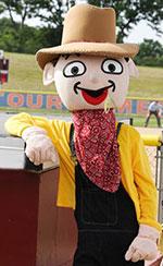 appleknocker mascot