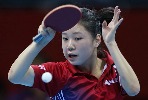 Teen Lily Zhang became the first American to earn a medal in table tennis in any Olympic-affiliated tournament —Associated Press