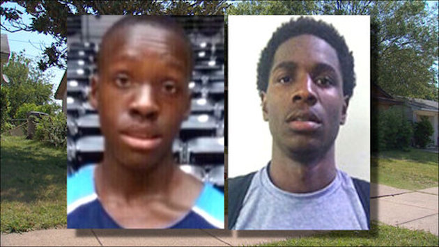 The death of Troy Causey, left, allegedly at the hands of Johnathan Turner, right, led to further investigations and the forfeiture of two straight state titles by Turner's Madison squad —WFAA